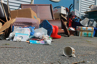 Frustration mounts at Haverhill thrift shop where more junk dumped