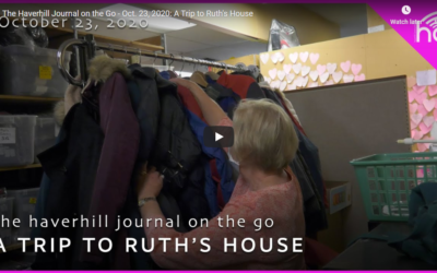See The Haverhill Journal's Trip to Ruth's House!